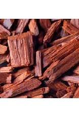 Mandisakura Sandelhout, gesneden, rood 10 gram