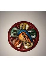 Mandisakura Tibetaanse wierook brander met schelp
