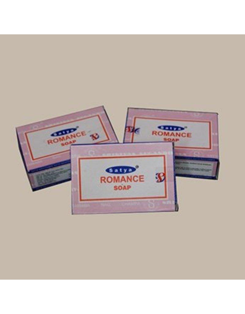 Satya Satya Romance Zeep Oriëntaal, een heerlijk geurende zeep, diervet vrij