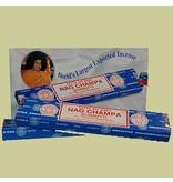 Satya Nag Champa Agarbatti klassiek staafjes 40gram