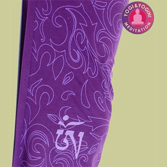 Yoga & Yogini Yoga broek 'Maori' biologisch katoen