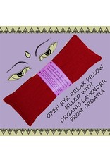 Mandisakura Yoga relax lavendel oogkussen