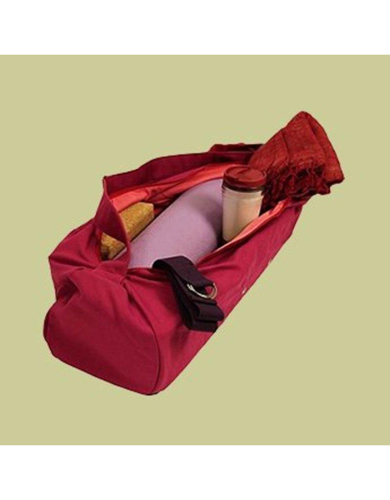 Yoga & Yogini Yoga mat tas katoen in diverse kleuren