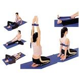 Yoga & Yogini Yoga riem D-ring wit
