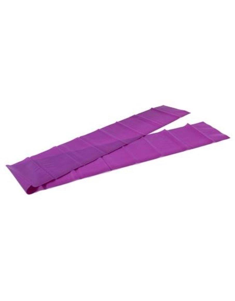 Mandisakura Yoga stretchband paars