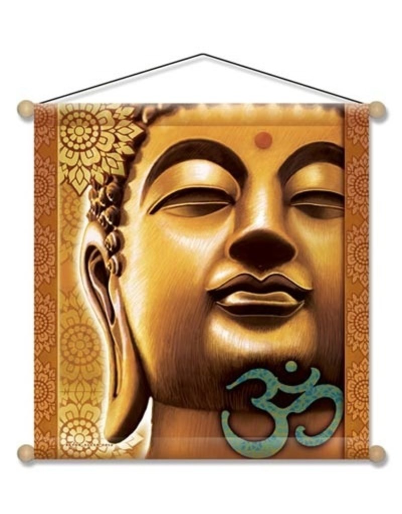 Mandisakura Meditatie banner - Gouden Boeddha