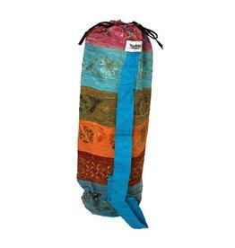 Yogastyles Yogamat tas met symbool. Extra Large