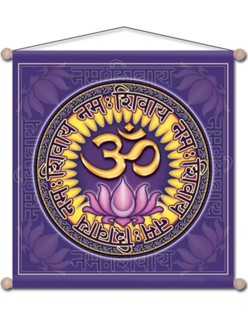 Mandisakura Meditatie banner - Om Namo Shiva
