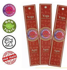 Yoga & Yogini Wierook Yoga: Agni