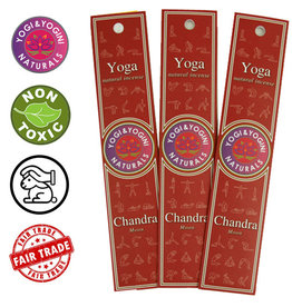 Yoga & Yogini Wierook Yoga: Chandra