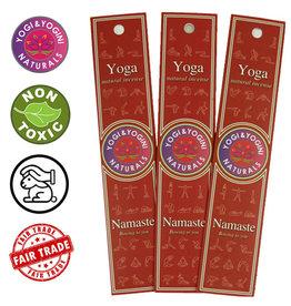 Yoga & Yogini Wierook Yoga: Namaste