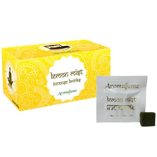 Aromafume Wierookblokjes Aromafume Lemon Mist