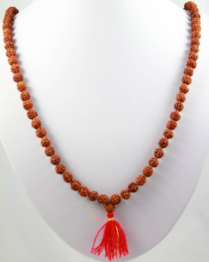 Mandisakura Mala Rudraksha 33cm en 50cm