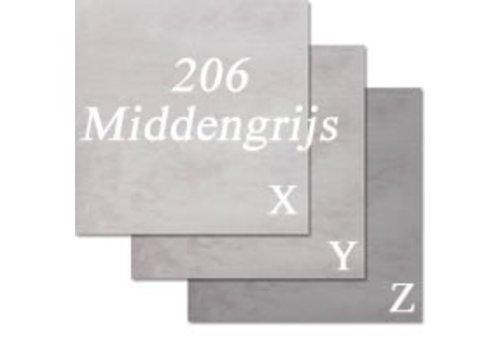 Mosa Terra Tones 206 Middengrijs