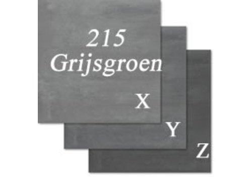 Mosa Terra Tones 215 Grijsgroen