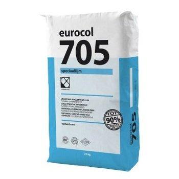 Eurocol 705 Speciaallijm a 25 Kg