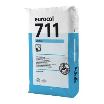 Eurocol 711 P-Lijm Uniflex Wit a 5 Kg