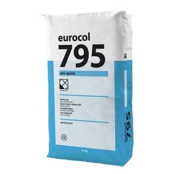 Eurocol 795 Uni-Quick Grijs a 25 Kg