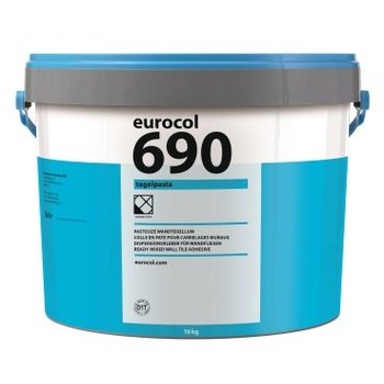 Eurocol 690 Tegelpasta a 8 Kg