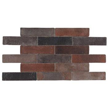 Marazzi Terramix 7X28 Mmkw Nero Brick