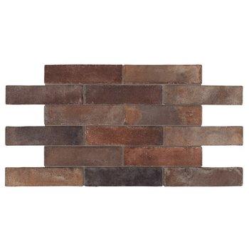 Marazzi Terramix 7X28 Mmkx Marrone Brick