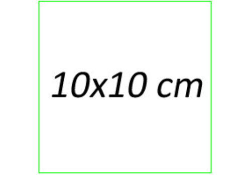 10x10 vlak