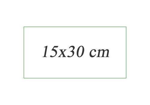 Wandtegels 15x30