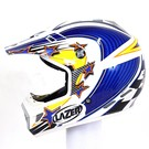 Lazer Helmen Lazer MX7 Ramon Replica White - Blue - Black S