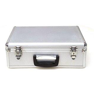 Diversen / Miscellaneous 1381-341 Aluminium Suitcase (Used!)