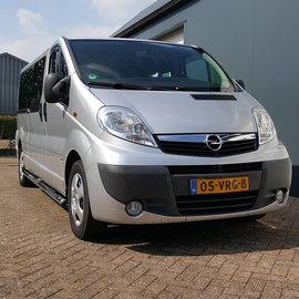 Opel Vivaro 2.5CDTI 145pk L2H1 automaat Luxe DC 2 x schuifdeur! BTW voertuig