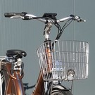 Carter E-volution Bike Shoppingbasket chrome for Carter E-Bike