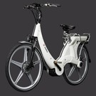 Carter E-volution Bike Carter E-Bike 250W Wit