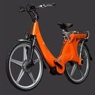Carter E-volution Bike Carter E-Bike 250W Oranje