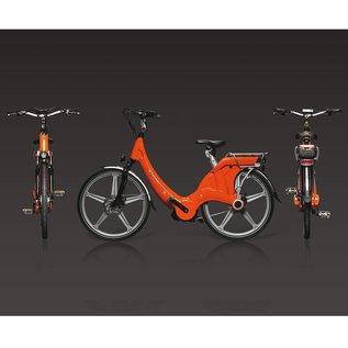 Carter E-volution Bike Carter E-Bike 250W Orange