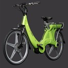 Carter E-volution Bike Carter E-Bike 250W Green
