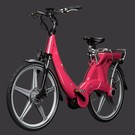 Carter E-volution Bike Carter E-Bike 250W Fuchsia