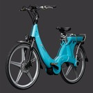 Carter E-volution Bike Carter E-Bike 250W Azure blue