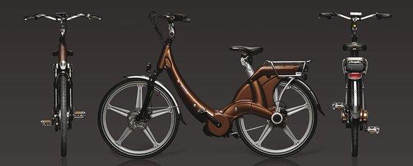 Carter E-volution Bike Bronze