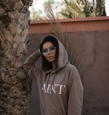 Saint Vanity Hoodie ''Saint'' Camel