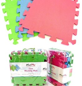 KnitPro Voororder - Lace Blocking Mats
