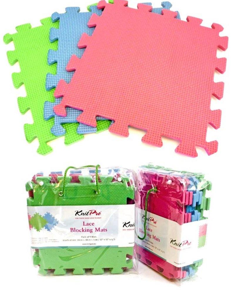 KnitPro KnitPro Lace Blocking Mats