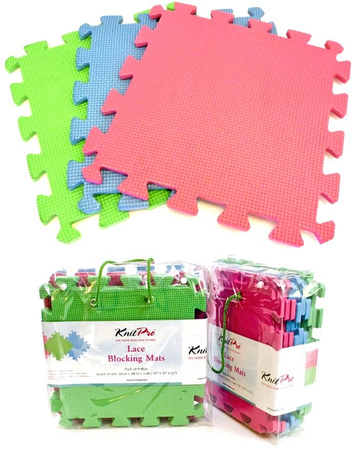 KnitPro KnitPro Lace Blocking Mats