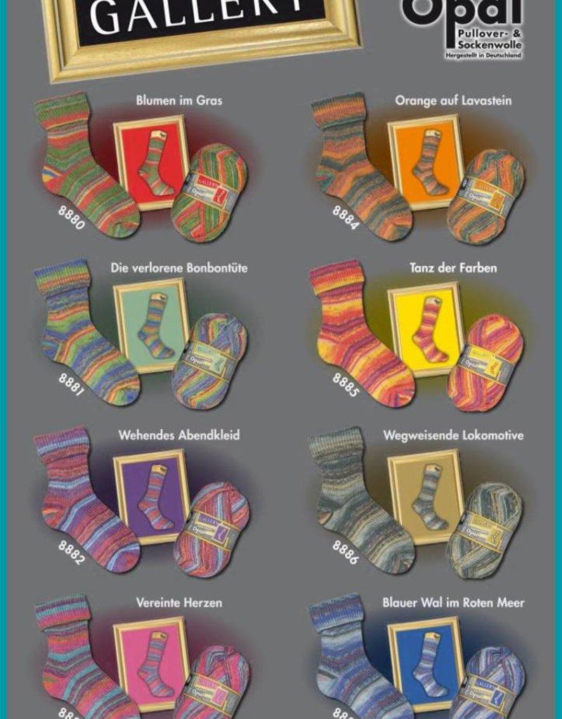Bianca Boonstra Designs Gebreide Enkelsokken - De sokken van Auke