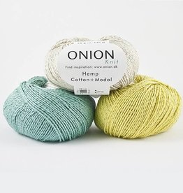 Onion Hemp + Cotton + Modal