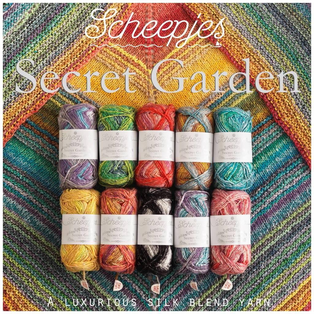 Scheepjeswol Scheepjes Secret Garden 707 Summer House