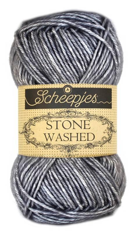Scheepjeswol Scheepjes Stonewashed 802 Smokey Quartz