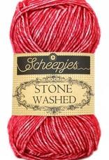 Scheepjeswol Scheepjes Stonewashed 807 Red Jasper