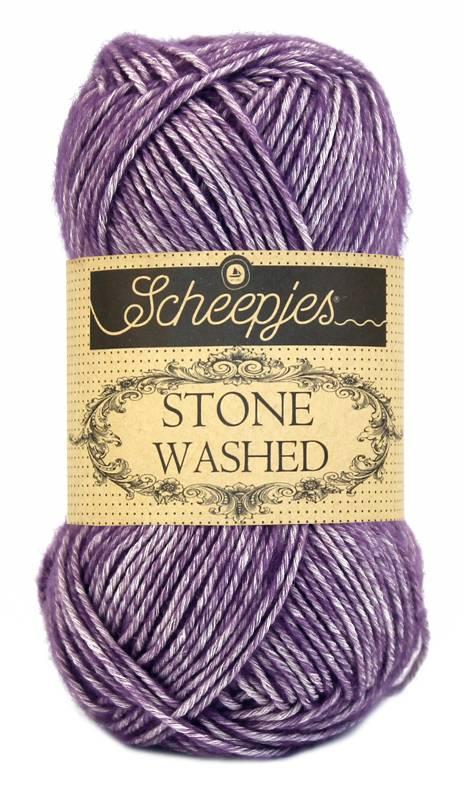 Scheepjeswol Scheepjes Stonewashed 811 Deep Amethyst