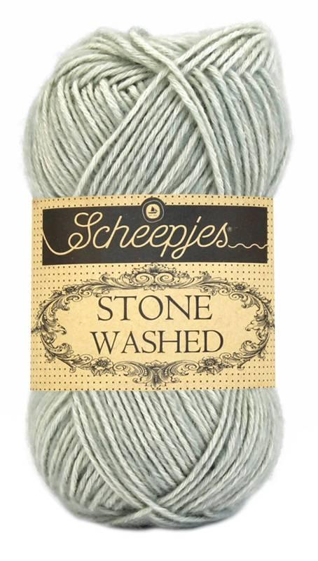 Scheepjeswol Scheepjes Stonewashed 814 Crystal Quartz