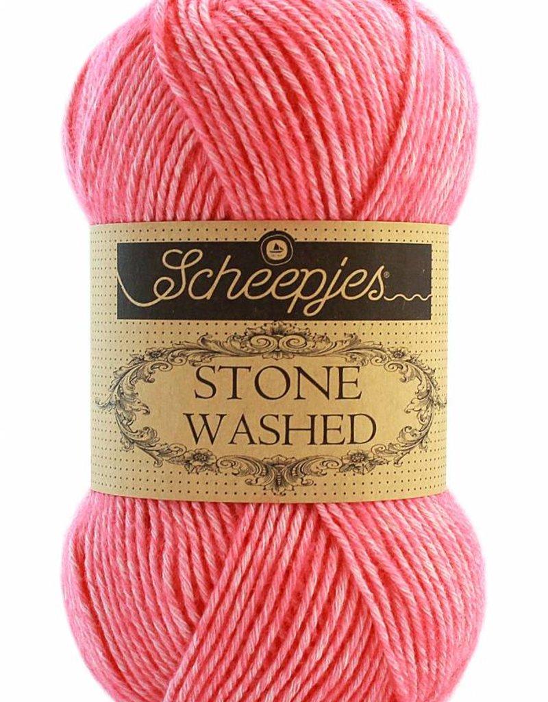 Scheepjeswol Scheepjes Stonewashed 835 Rhodochrosite